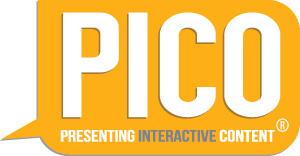 Presenting interactive content